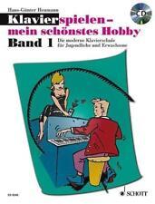 Klavierspielen - mein schönstes Hobby 1. Mit CD von Hans-Günter Heumann...