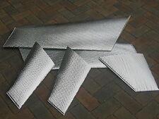 Für Flächenschutztaschen Alu/Vlies-Luftpolsterfolie 300my , ca. 10 m lang