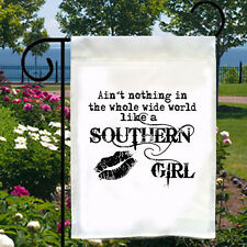 Southern Girl New Small Garden Yard Flag Home Decor Gifts Parties