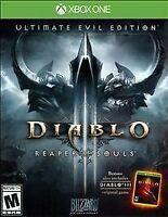 Diablo III Reaper of Souls Ultimate Evil Edition: Xbox One