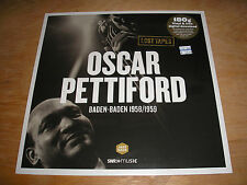 Oscar Pettiford ‎– Baden-Baden 1958/1959 Lost Tapes LP Sealed New 180G download