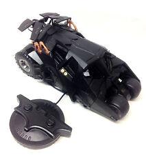 """DC Comics Batman acróbata 8"""" largo batimóvil Coche de juguete de control remoto! Hermoso!"""