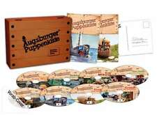 Augsburger Puppenkiste Special Edition in Holzkiste - 8 DVD