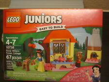 LEGO Juniors # 10738 SNOW WHITE'S FROEST COTTAGE  ~ NEW  673419266024