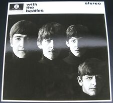 WITH THE BEATLES PARLOPHONE REMASTER 2009  33T LP