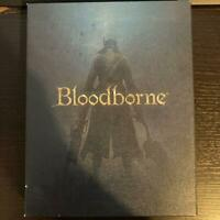 BLOODBORNE Blood Borne Special Art Book Illustration 2015 PS4 Ltd