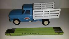 Tonka Blechspielzeug US. Pat. Farm Jepp Pick Up 24,5x9,5x9cm 60er Jahre Rarität!