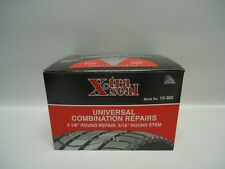 "X-TRA SEAL # 13-382 (2 1/8"") Round Universal Combo Patch/Plug Repair-1 Box 15ea!"
