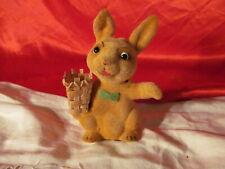 Vintage Wind Up Bunny Rabbit Western Germany Easter Rabbit