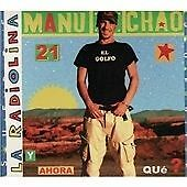 La Radiolina, Manu Chao CD | 5060107721319 | New