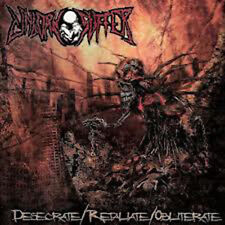 Unborn Suffer ‎– Desecrate/Retaliate/Obliterate CD (SFC,  2008) Death Metal