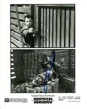 JOHN TRAVOLTA signed autographed BROKEN ARROW VIC DEAKINS photo