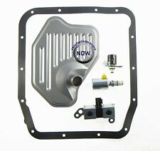 Ford 4R70W Transmission Shift Tcc Lock-Up Epc AODE Kit 1998-03 filter 76431BEAK