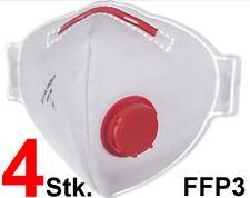 professionale merk ffp3 met klep ( 4 stuks ) con valvola nieuw