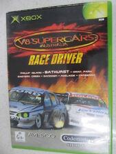 V8 supercars Australia race driver Xbox