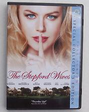 The Stepford Wives 2004 Nicole Kidman Faith Hill PG-13 full screen DVD movie