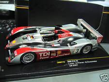 AUDI R10 TDI Le Mans 2007 #3 Luhr Premat Rockenfeller IXO 1:43