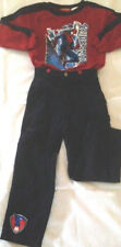 Shirt pants boys size 7 TM Marvel Characters Inc new 60% cotton polyester
