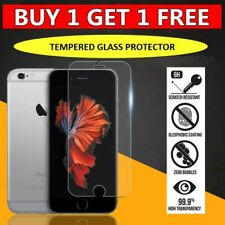 for Apple iPhone 7 Glass Screen Protector - 100 Tempered Buy 1 Get 2