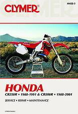 Manuales de motor CR Honda