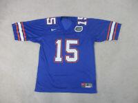 Nike Florida Gators Football Jersey Adult Small Blue Orange UF College Mens *