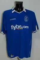 Birmingham City 2004/2005 FOOTBALL SHIRT DIADORA BLUE  SIZE XXL VGC
