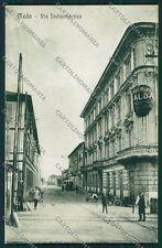 Milano Meda cartolina QQ8156
