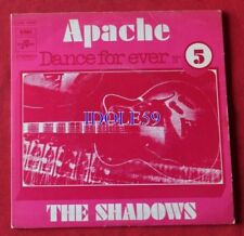 Disques vinyles single 45 tours The Shadows