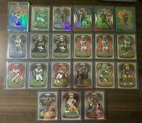 2020 Prizm Football HUGE Lot of Rookies and Stars/Vets! Prizms+Parallels+MORE!🔥