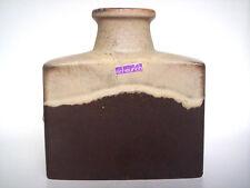 Keramik Vase Scheurich 281-19 Fat Lava Era West-Germany pottery WGP vintage