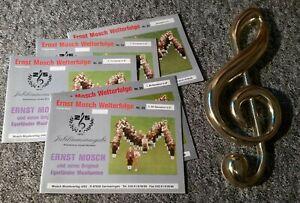 Ernst Mosch, Welterfolge für Blasorchester Nr. 25