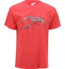 NEW CCA Men's Lobstervation Short Sleeve Graphic T-shirt Size Large