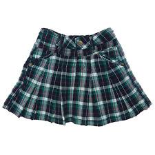 Okaïdi jupe plissée  à carreaux taille  3 ans