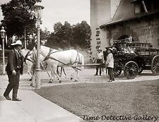 Chemical Fire Engine, House No. 2, York, Pennsylvania -1911-Historic Photo Print