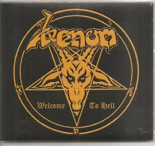 Venom - Welcome to Hell Brazilian version Digipack w/ 11 Bonus remaster RARE