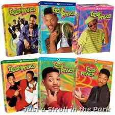 The Fresh Prince of Bel-Air: Complete Series Seasons 1 2 3 4 5 6 Box/DVD Set(s)