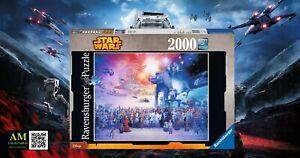 Ravensburger Puzzle - Star Wars - Universum - 2000 Pieces