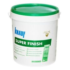 28kg KNAUF Super Finish Fertigspachtel Feinspachtel Fugenspachtel Spachtelmasse