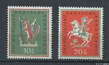 Germany - BRD : B 360 / B 361 - early set from 1958 - mint