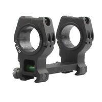 """Dual Ring 1""""/30MM 35MM Cantilever 20MM Rail with Bubble Level Rifle Scope Mount"""