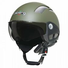 Jet Helm Caberg Breeze Military-Grün Gr.S