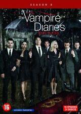 DVD - THE VAMPIRE DIARIES  SEIZOEN / SAISON / SEASON  8  (NIEUW / NEW / SEALED)