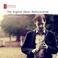 TURNBULL - THE ENGLISH OBOE [CD]
