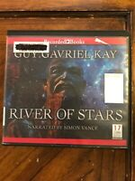 River of Stars Guy Gavriel Kay Audiobook (17 Disc Set) Narrated By Simon Vance