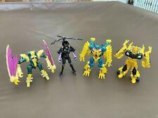Transformers PRIME Legion Class Lot! AIRACHNID BUMBLEBEE WINDRAZOR & TWINSTRIKE