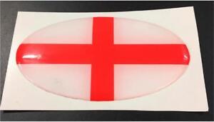 Scomadi Horncast Badge St. George Cross, England Flag