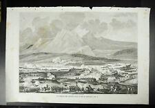 Bataille de Rivoli Carle Vernet Delignon Napoléon Bonaparte Révolution vers 1850