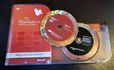 Microsoft Visual Studio Professional 2008 Windows Server Full Version Retail