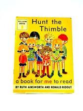 Hunt the Thimble (Ruth Ainsworth - 1967) (ID:69307)