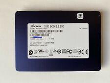 Micron 5200 ECO 1.92 TB Solid State Drive - 2.5  Internal - SATA (SATA/600)